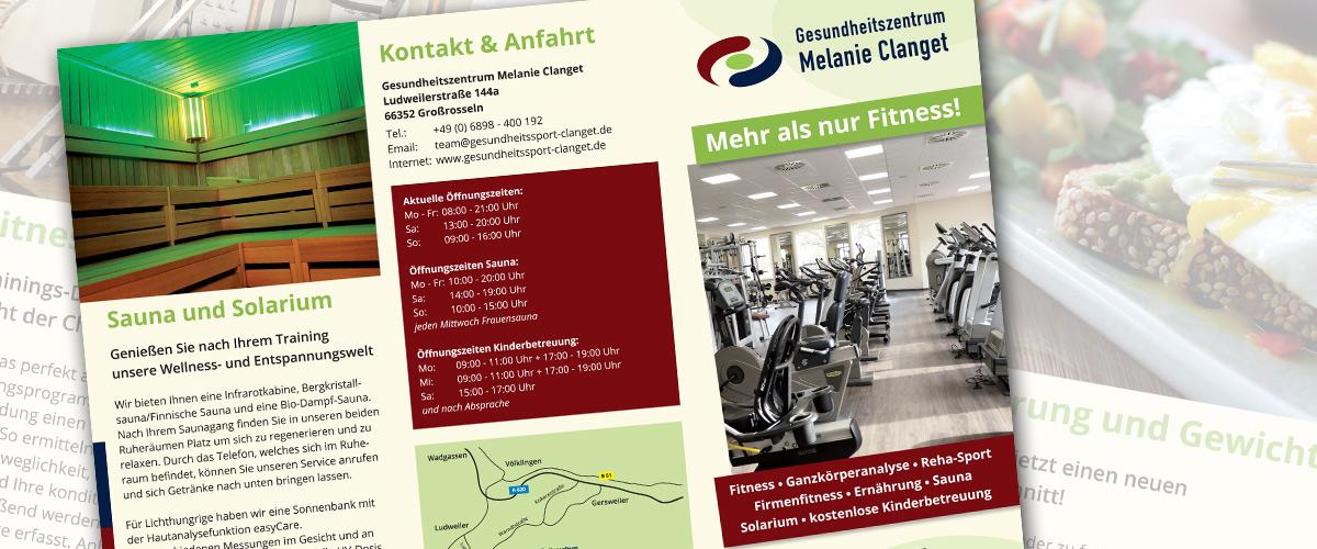 Werbeagentur Hoffmann Völklingen Saarland Printdesign